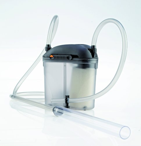EDEN 57461 501 Gravel Cleaner – Kiesreiniger und Schlammsauger zum Absaugen von Mulm und Filtern wie Reinigen von Aquarienwasser im Süß- und Meerwasseraquarium